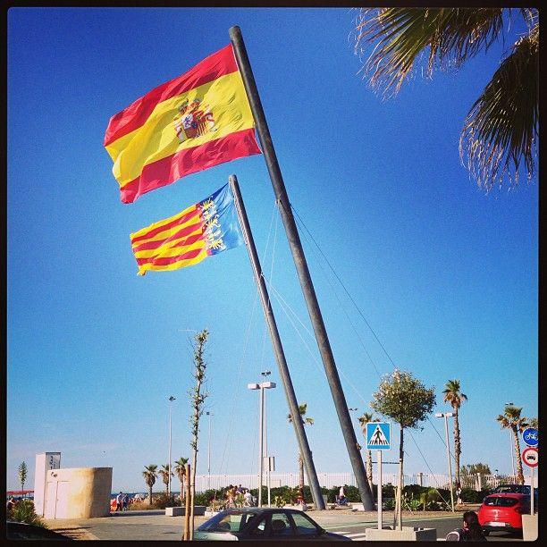 Marina Real Juan Carlos I in Valencia, Valencia