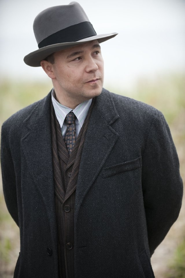 Stephen Graham in Boardwalk Empire.  Can't wait for the new season to start!