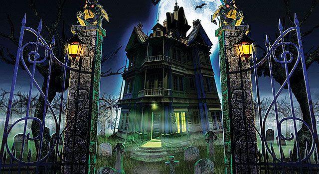 imagenes de casas embrujadas - Buscar con Google