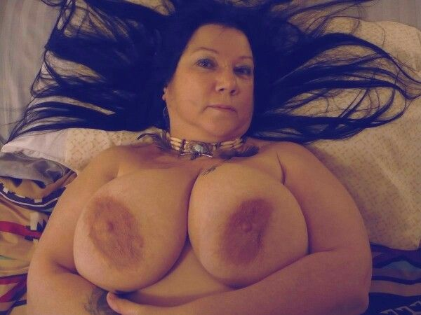 bbw native american nude
