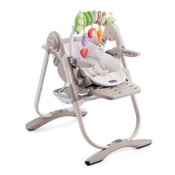 Chaise haute Polly magic, de la naissance à 3 ans - Chicco