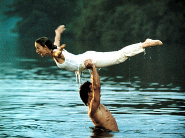 Attempt my favourite move from Dirty Dancing