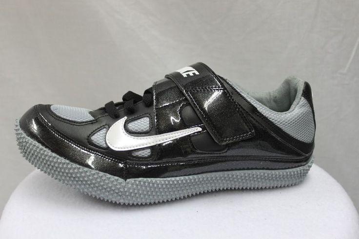 Nike Zoom HJ III 3 High Jump Spikes Track & Field Event Black MSRP $120 NEW #Nike #Spikes