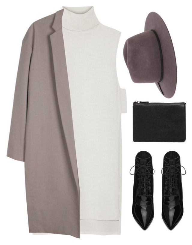 """""""Untitled #6353"""" by heynathalie ❤ liked on Polyvore featuring ADAM, Yves Saint Laurent, Organic by John Patrick, Brixton and ASOS"""