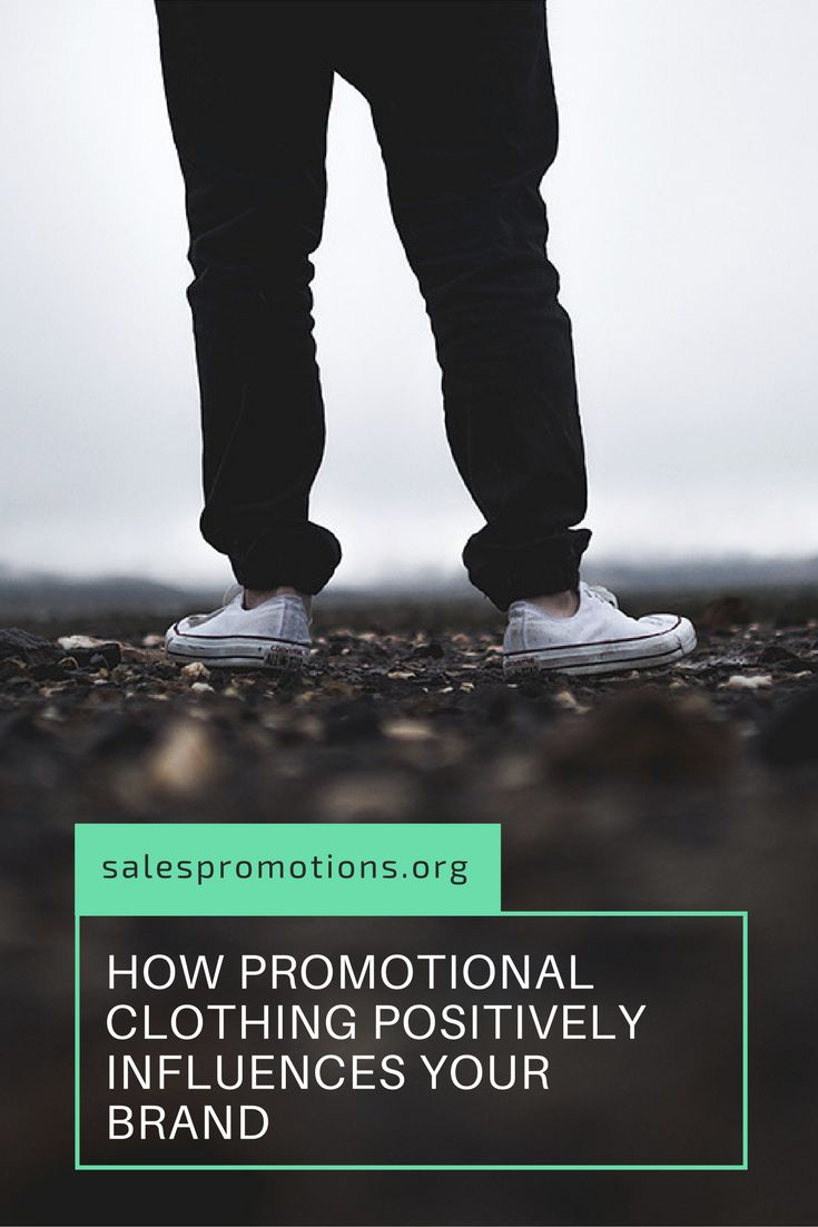 Why is it that companies give so much promotional clothing away? Because corporate apparel is a very effective form of advertising for a company, brand, event or message.