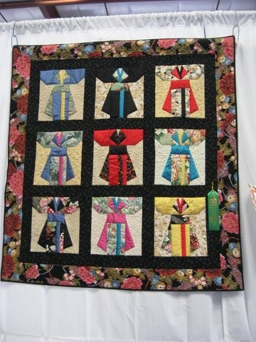 353 Best Kokeshi Quilts Images On Pinterest Asian Quilts Japanese