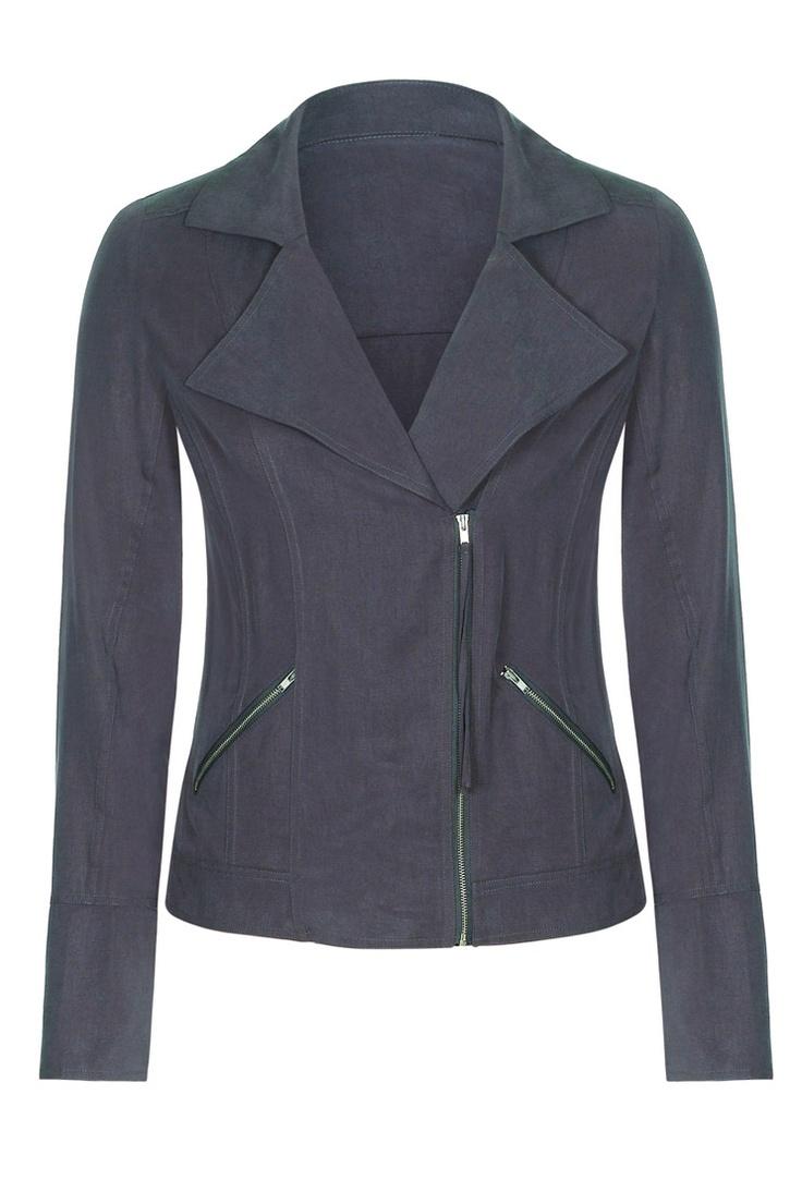 Outerwear for tall women