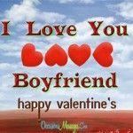 Valentine's Day Wishes, Messages for Boyfriend