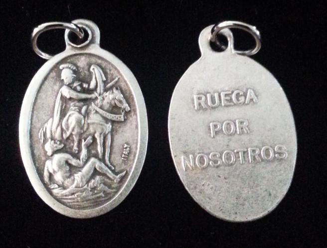St. Martin Caballero Medal