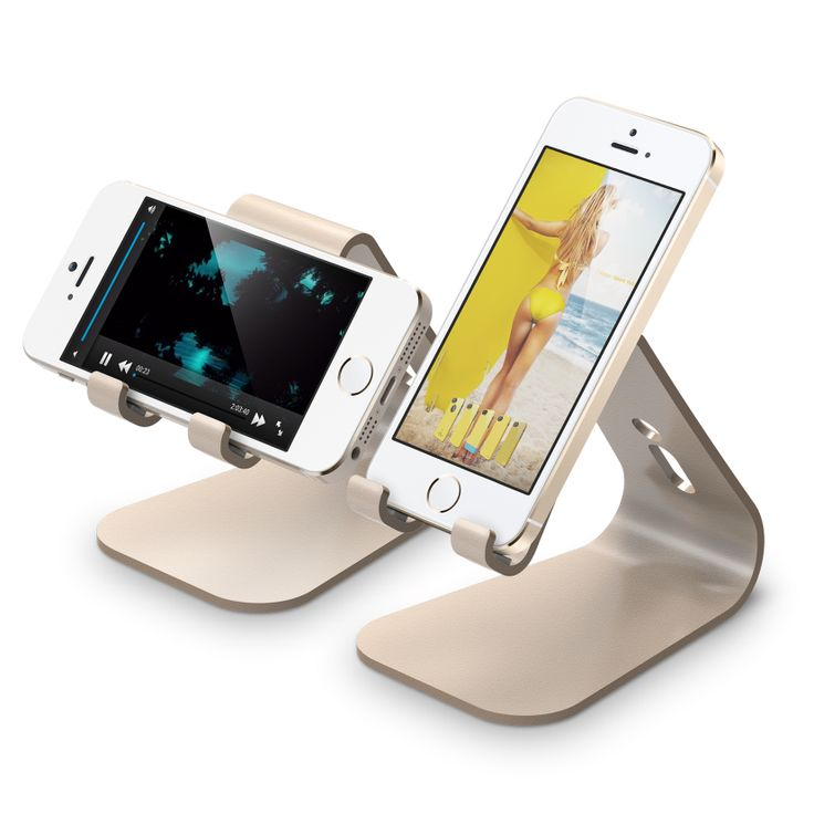M2 Stand for Smart Phones - Champagne Gold