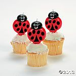 Ladybug Party Supplies - Oriental Trading