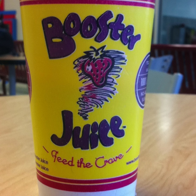 I loove booster juice!