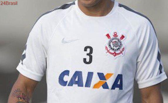 Jadson está acima do peso e deve levar um mês para reestrear no Corinthians