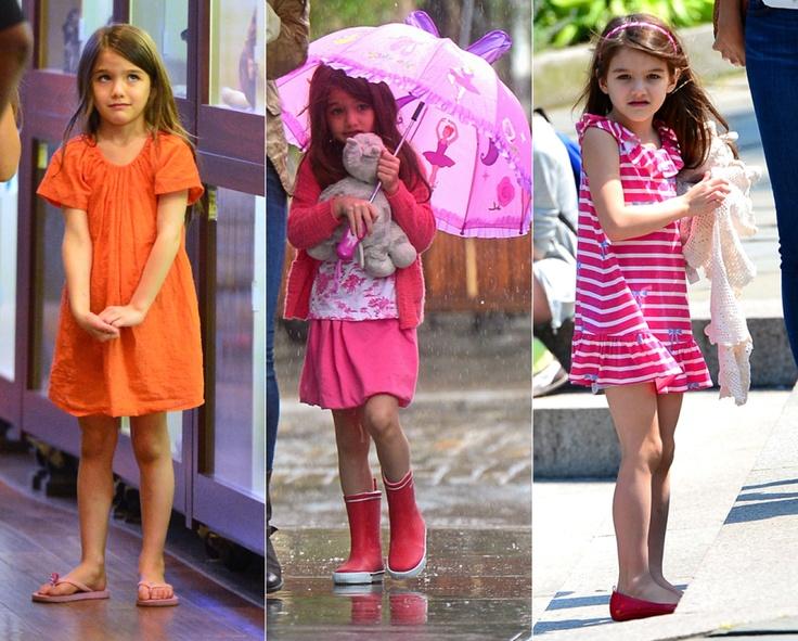 Los niños famosos más 'fashion' de Hollywood (FOTOS)