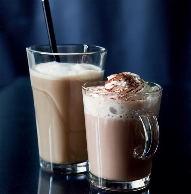 Vaniljainen chai latte