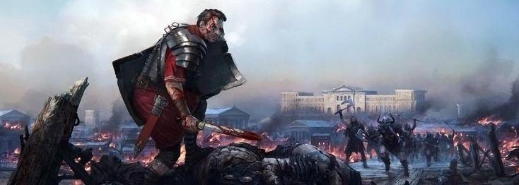 Római Birodalom - Légiók és légiósok