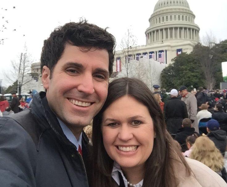 Bryan Sanders; husband of Sarah Huckabee Sanders, daughter of former Arkansas Governor Mike Huckabee, Sarah is Principal Deputy White House Press Secretary.