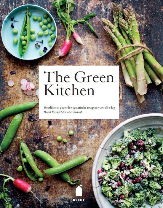 bol.com | The green kitchen, David Frenkiel & Luise Vindahl | 9789023014232 | Boeken...