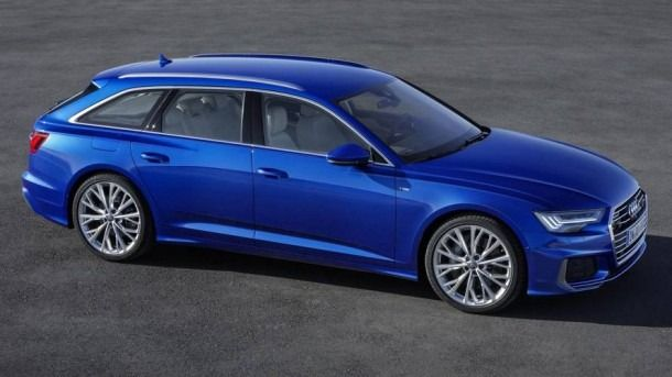 Audi A6 Avant Sport Wagon 2019 Audi A Avant Is A Gorgeous Wagon Loaded With Technology In 2020 Audi Rs6 Audi A6 Avant Audi