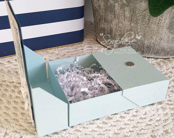Split Top Box mit Anleitung