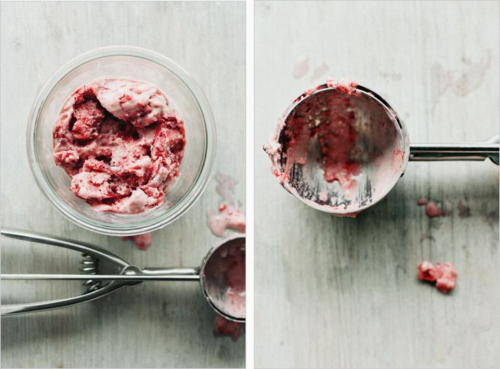 Roasted Strawberry Coconut Milk Ice CreamDesserts, Tasty Recipe, Coconut Ice Cream, Strawberries Coconut, Sprouts Kitchens, Fun Recipe, Food, Coconut Milk Icecream, Roasted Strawberries