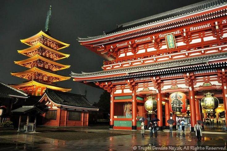 AFAR.com Highlight: Tokyo's Oldest Temple by Rebecca Safley