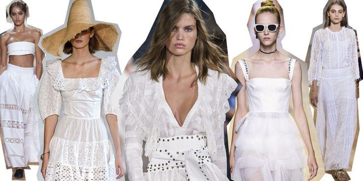 I vestiti bianchi più belli per l'Estate 2017