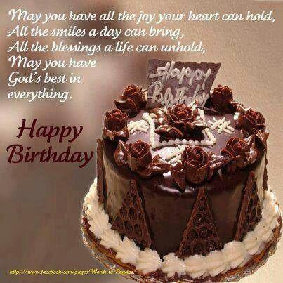 Happy Birthday Terrance Cake