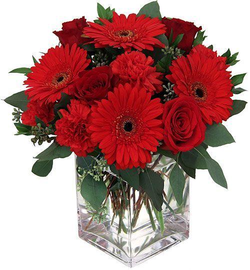 valentine floral arrangements | Canada Flowers > Valentine's Flowers > 2013 Valentine's Bouquet #40: