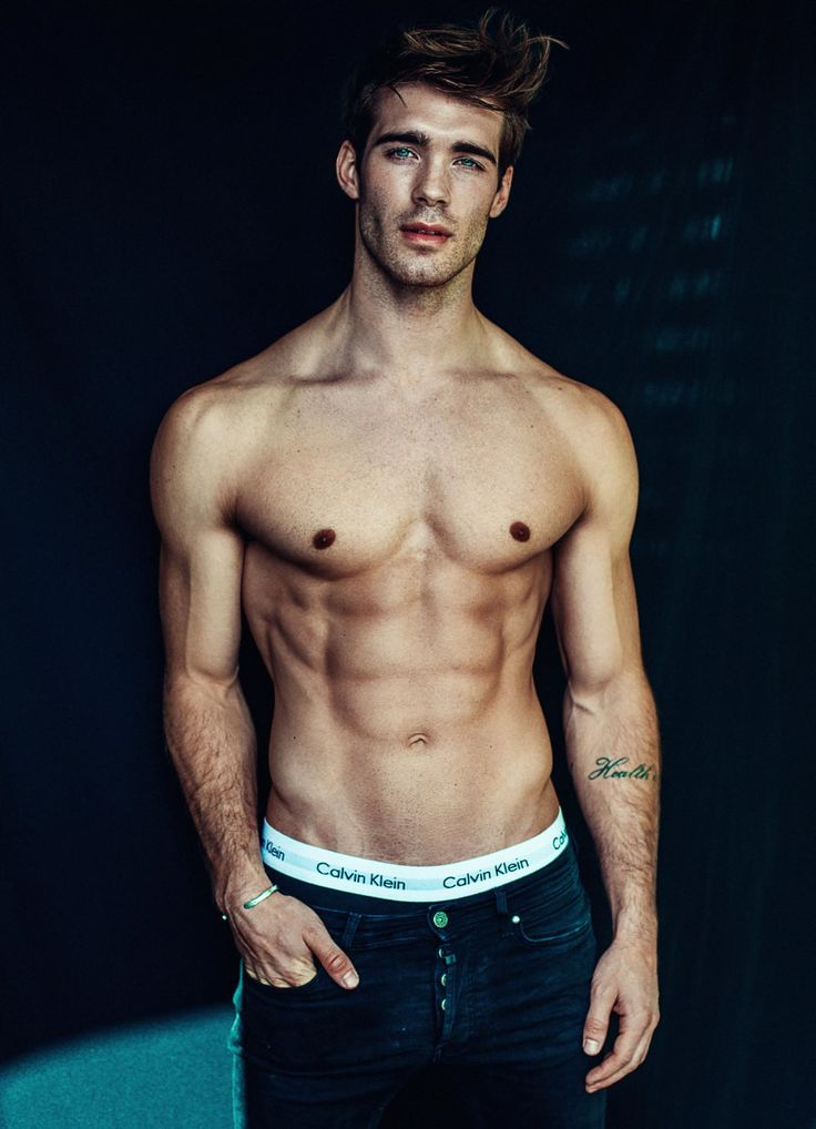 Pin on Daily Dose of Hunks