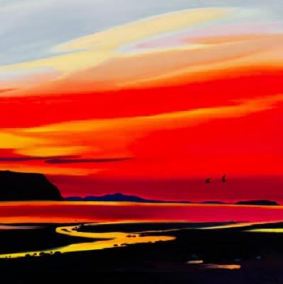 Waterloo Sunset, Pam Carter