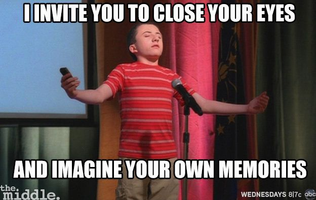 "The Middle - Memes From The Middle's ""The Graduation"" - ABC.com"