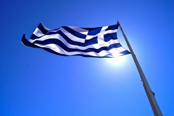 Celebrating #GreekIndependenceDay ! #march25 #fight #freedom #Greece #hellas #blue #sky #PortoCarrasGrandResort #Sithonia #Halkidiki #tradition #Greektradition