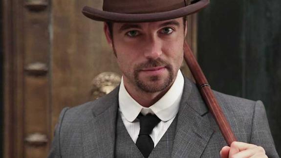 El detective 'Víctor Ros' se traslada a Linares para su segunda temporada