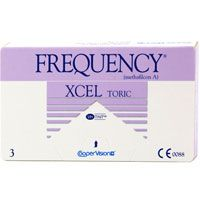 Cooper Vision | Buy Cooper Vision Frequency Xcel Toric Contact Lenses Online in India | Lenses Direct