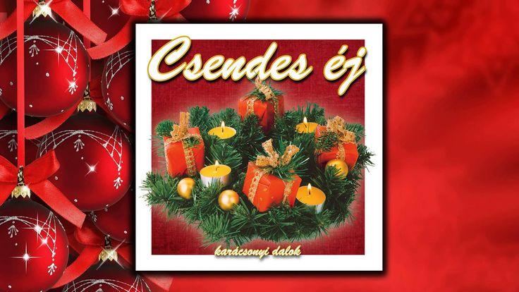 A kis Jézus megszületett - karácsonyi dalok