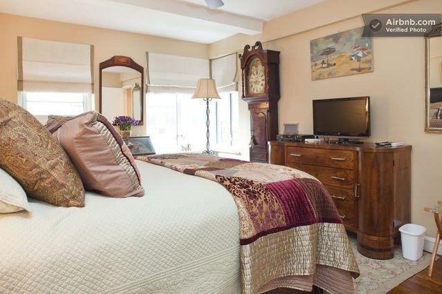 Huge Luxury 1Bdrm, Doorman, Terrace in New York
