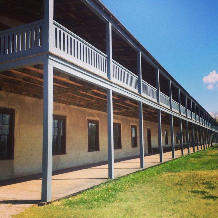 Fort Laramie Historic Site in Fort Laramie, WY