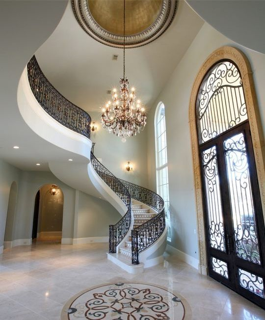 17 Best Images About Luxury Stairs On Pinterest