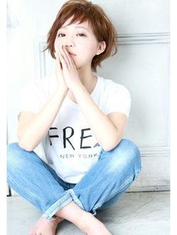 【オン眉×アシメバング】Ryota