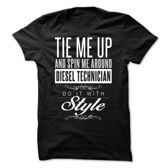 Diesel Technician  - #cool gift #college gift. ACT QUICKLY => https://www.sunfrog.com/No-Category/Diesel-Technician-.html?68278