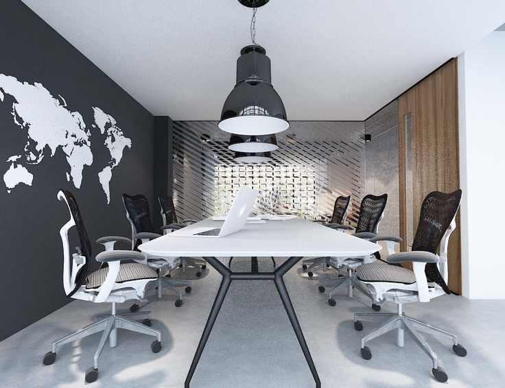 Bright Space in Meeting Room