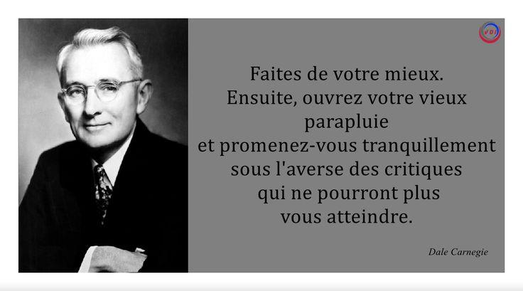 critiques - Dale Carnegie