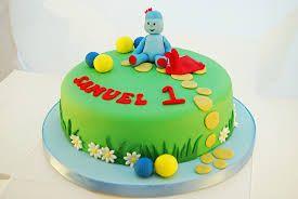 Image result for iggle piggle cake
