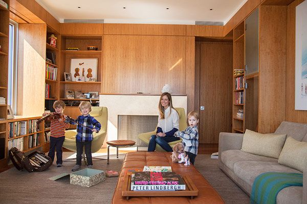 A modern family home at The socialite Family