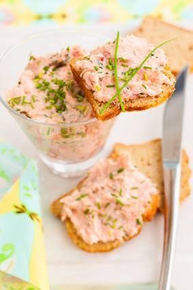 Faites la maison votre propre mousse de saumon a for Faites votre propre maison