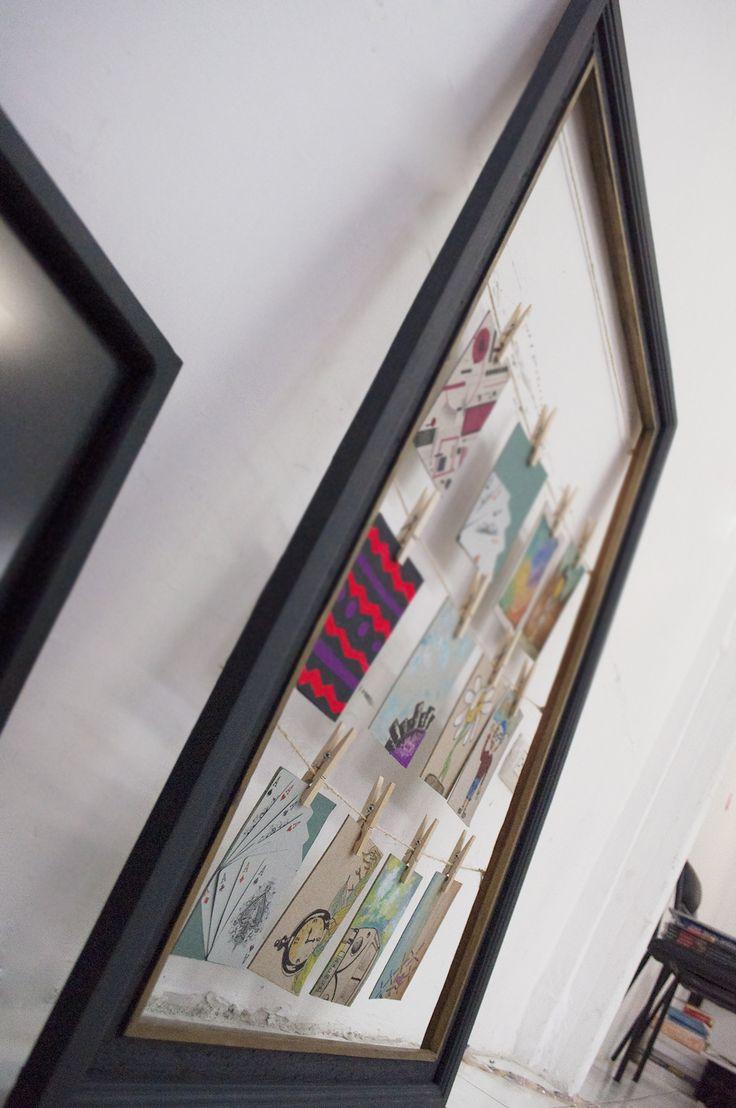¡Artículos de nuestro Bazar de Diseño!, Marcos y portadas de cuadernos ilustrados.