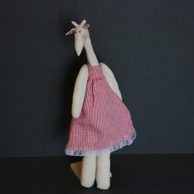 handmade cotton toy