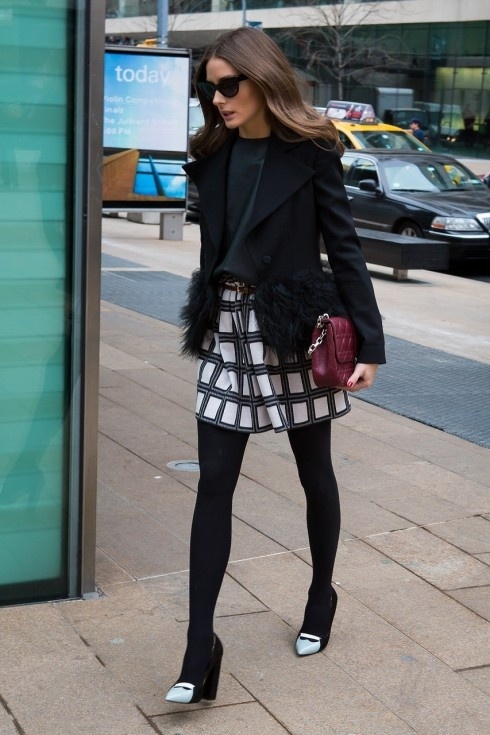 We can't all be Olivia Palermo, but we can clone her looks ;-)