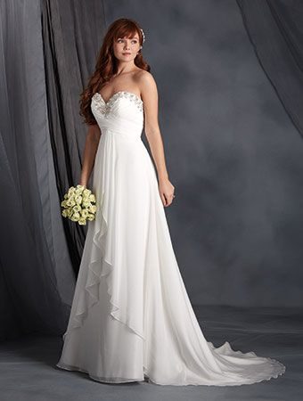 Alfred Angelo Bridal Style 2564 from All Wedding Dresses